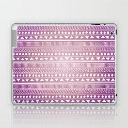 Patterns in the heart Laptop & iPad Skin