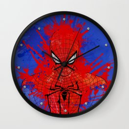 The Amazing Spiderman Wall Clock