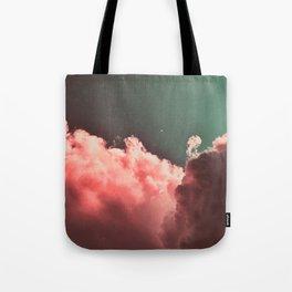 Pink Cotton Tote Bag