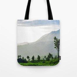 Tea Garden - 1 Tote Bag