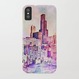 My Kind of Town iPhone Case