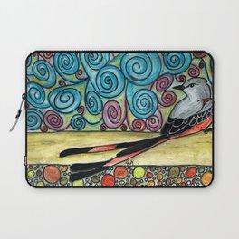 Scissor-tailed Flycatcher Laptop Sleeve