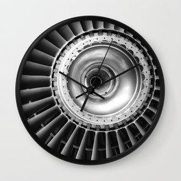 JET Wall Clock