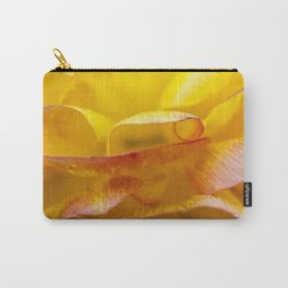 Yellow Red Mum SRF 16 5263 Carry-All Pouch