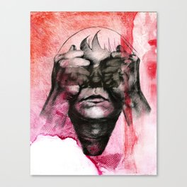 See No Evil Canvas Print