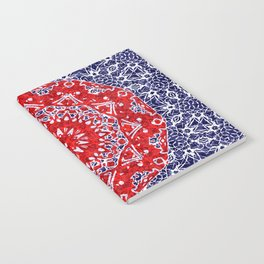 Maltesse Mandala Bandana Notebook