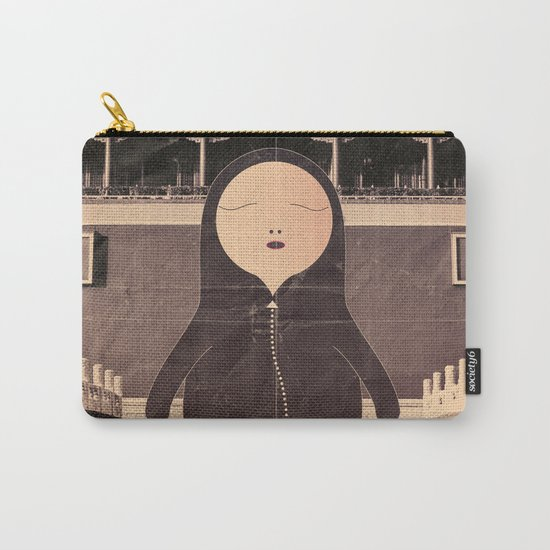 Lu_wei Carry-All Pouch