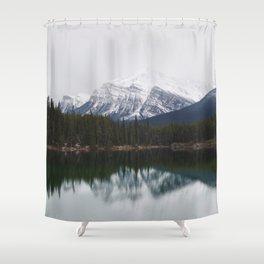 Herbert Lake Shower Curtain