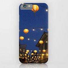 Chinatown Lanterns in L.A. Slim Case iPhone 6s