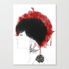 NIPPON Canvas Print