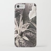 lily iPhone & iPod Cases featuring lily by inourgardentoo