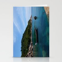 thailand Stationery Cards featuring Thailand by Irma Rose Photography