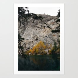 GRASSI 1 Art Print
