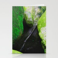 moss Stationery Cards featuring Moss by Darkest Devotion