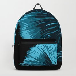Guppy Lovers Fish Gift Idea Design Motif Backpack