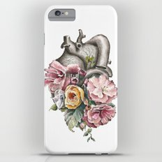 Floral Anatomy Heart iPhone 6 Plus Slim Case