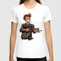 scarface T-shirts featuring Fryface by Beery Method