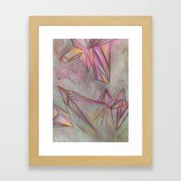 Cityscape 3 Framed Art Print