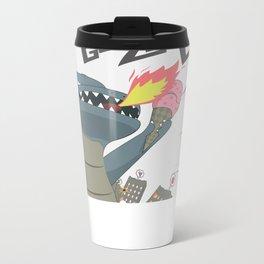 Godzelato! - Series 2: GOAHHHHHH! Metal Travel Mug