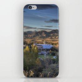 Peets Hill iPhone Skin