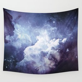 A Sky Made of Diamonds Wall Tapestry