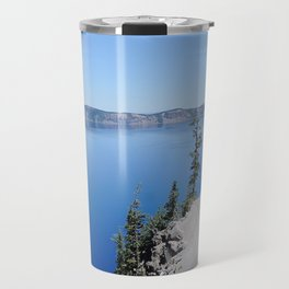 Crater Lake Oregon USA Scenic Panorama Travel Mug