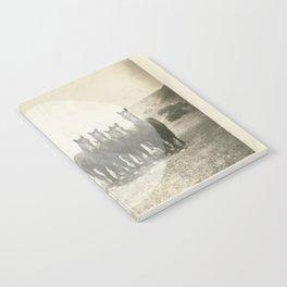 Band of Horses - White Notebook