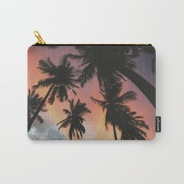 Palms. Golden hour. GK. Carry-All Pouch