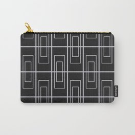 Minimal geometry Carry-All Pouch