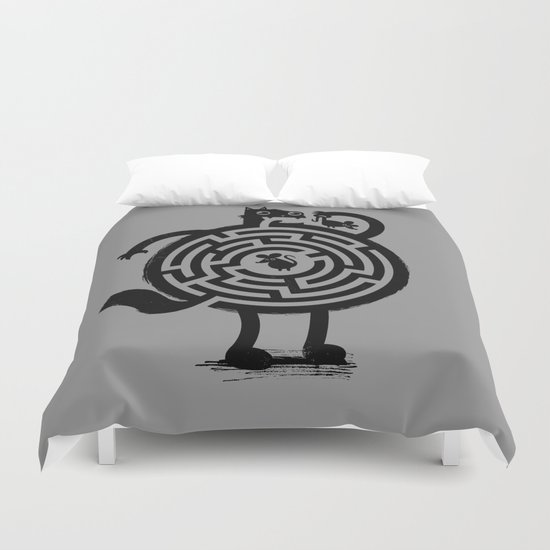 Amazin' Cat Duvet Cover