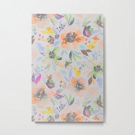 Flower Series III Metal Print