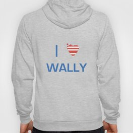 I Heart Wally Hoody