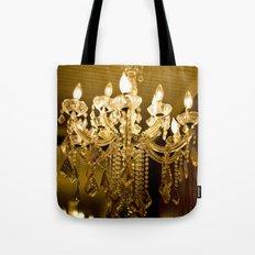 golden light::charleston Tote Bag