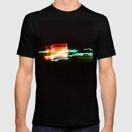 Night Lights Santa Monica Holiday Inn T-shirt