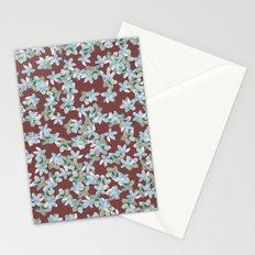 Pretty Flowers Stationery Cards