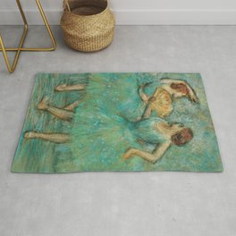 Two Dancers Rug