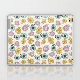 Donut Cat Laptop & iPad Skin