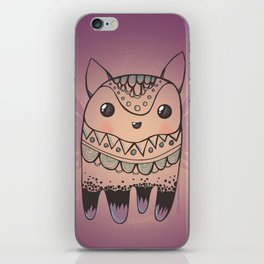 Jelly Fox iPhone Skin