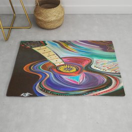 Expression of Love  Rug