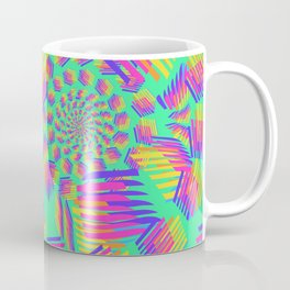 Spring breakers - geometric color Coffee Mug