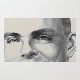 Alan Turing Rug
