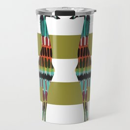 Safari Stripes Travel Mug