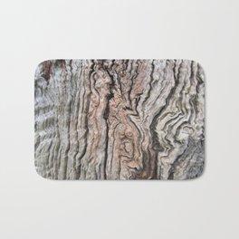 Dead Tree Trunk Texture v1 Bath Mat