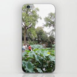 Shanghai Liu Garden   Jardin Liu iPhone Skin