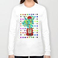 gumball Long Sleeve T-shirts featuring Gumball Unicorns by That's So Unicorny