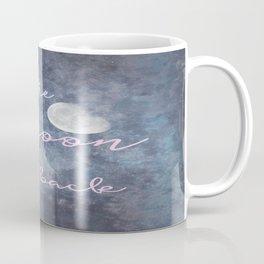 Moon and Back Coffee Mug