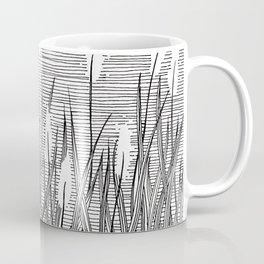 Fountain Grass Coffee Mug