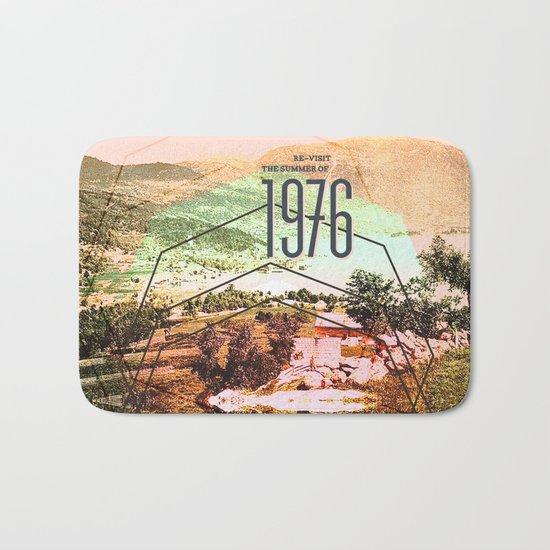 Summer of 1976 Bath Mat