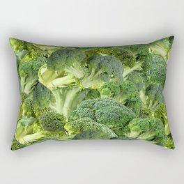 Broccoli Rectangular Pillow