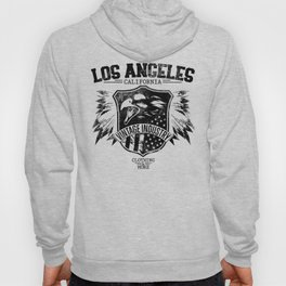 Los Angeles california clothing and more black Hoody